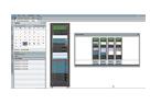 Phần mềm Thiết kế và Quản lý Trung tâm Dữ liệu