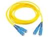 Cáp đấu nối sợi quang, 1.8mm, LSZH&OFNR, OS2, SC-SC đôi, 3m