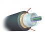 AMP Fiber Optic Cable, Outside Plant, 4-Fiber, MM 50/125µm, Dielectric Jacket